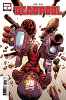 DEADPOOL #2, Marvel Comics (2018)