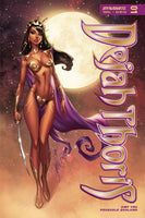 DEJAH THORIS #1, COVER A CAMPBELL, New, First print, Dynamite (2018)