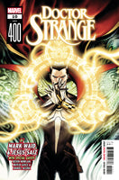 DOCTOR STRANGE #10, 400TH ISSUE!, New, First print, Marvel Comics (2019)