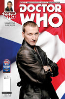 DOCTOR WHO 9TH DOCTOR #1 (OF 5), DIAMOND UK COVER (2015)