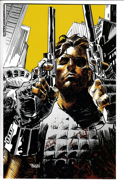 ESCAPE FROM NEW YORK #10, DAN PANOSIAN VARIANT, BOOM! (2015)