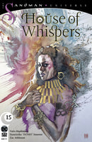 HOUSE OF WHISPERS #15, Vertigo (2019)
