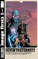 IMAGE FIRSTS: SEVEN TO ETERNITY #1, Image Comics (2017)