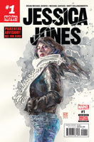 JESSICA JONES #1, Marvel Comics (2016)