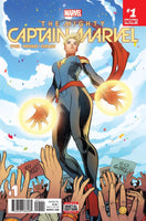 MIGHTY CAPTAIN MARVEL #1, New, First print, Marvel NOW (2017)