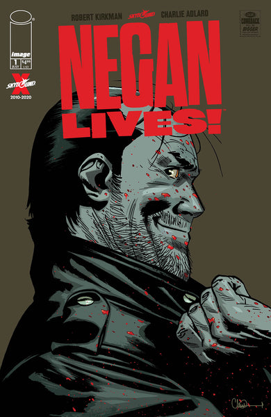 NEGAN LIVES #1, Image Comics (2020)