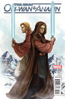 OBI-WAN AND ANAKIN #1 (OF 5), OUM 1:25 VARIANT, New, Marvel Comics (2016)