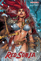 RED SONJA #4, COVER B MEYERS (2017)