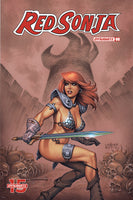 RED SONJA #8, COVER B LINSNER, New, First print, Dynamite (2019)