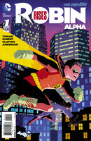ROBIN RISES ALPHA #1, CLIFF CHIANG VARIANT (2014)