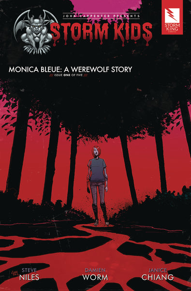 STORM KIDS MONICA BLEUE: A WEREWOLF STORY #1 (OF 5), Storm King (2019)