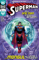 SUPERMAN #21, DC Comics (2020)