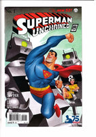 SUPERMAN UNCHAINED #1, BRUCE TIMM 1:100 1930s VARIANT, New, DC NEW 52 (2013)