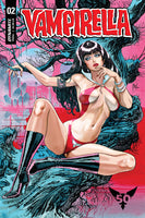 VAMPIRELLA #2, COVER B MARCH, New, First print, Dynamite (2019)