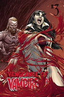 VENGEANCE OF VAMPIRELLA #3, COVER C BUZZ, Dynamite (2019)