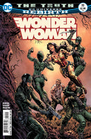WONDER WOMAN #19, DC Comics (2017)