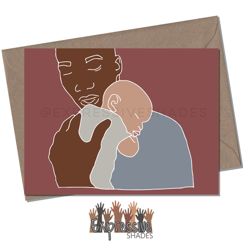 Father & Child - Expressive Shades