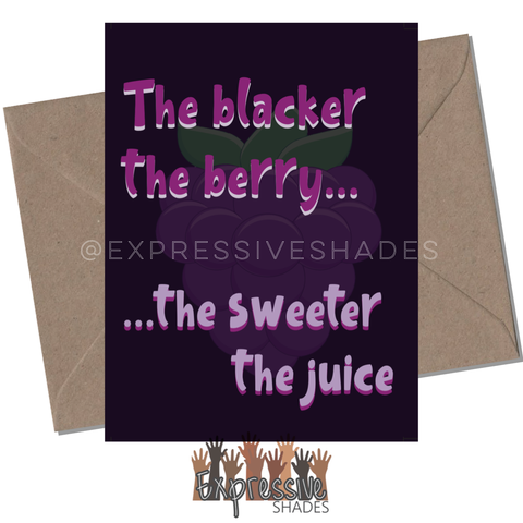 Black Berry - Expressive Shades
