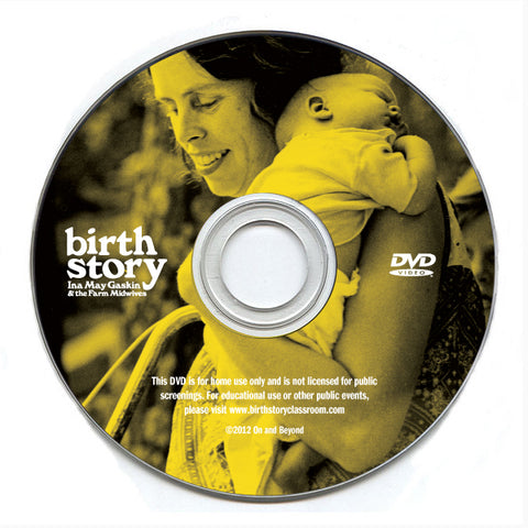 Birth Story DVD Licensed for Classroom Use