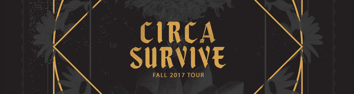 Circa Survive Fall 2017