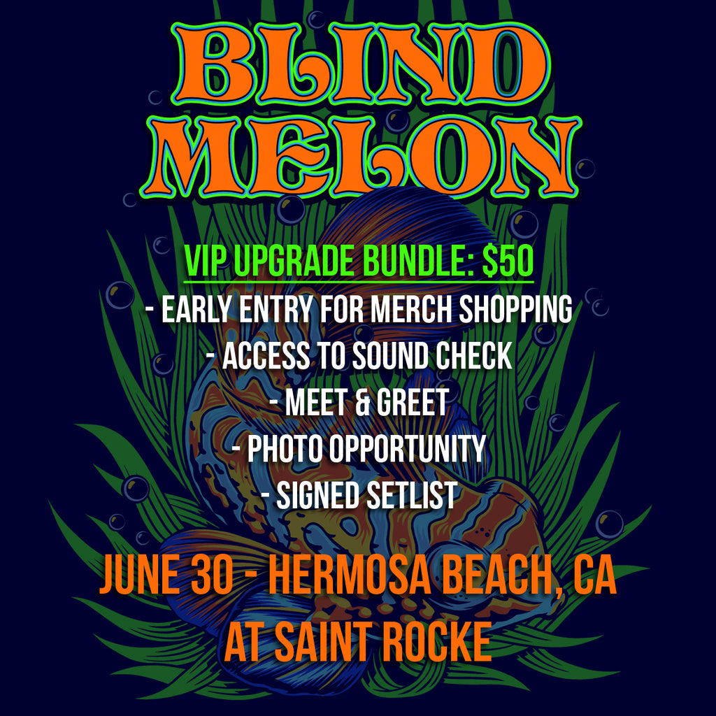 06/30/2019 | Hermosa Beach, CA at Saint Rocke | Blind Melon