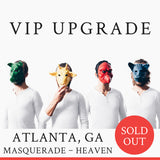 03/02/2019 | Atlanta, GA at The Masquerade - Heaven | The Sound of Animals Fighting