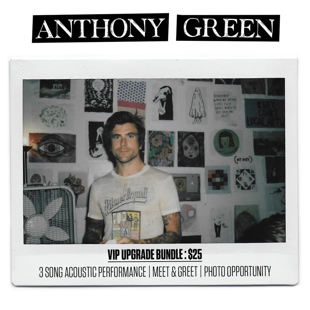 04/25/2019 | San Francisco, CA at Cafe du Nord | Anthony Green
