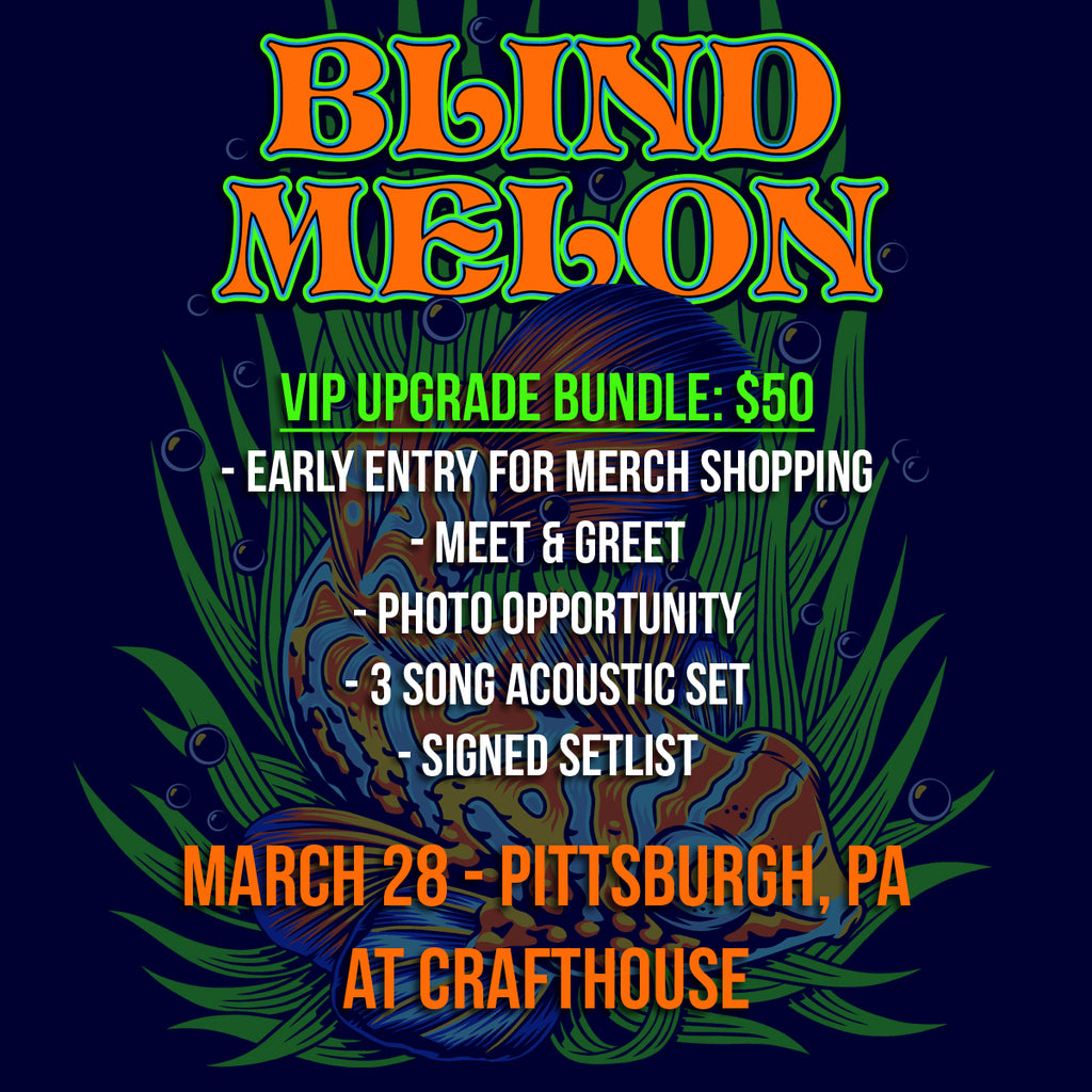 03/28/2019 | Pittsburgh, PA at Crafthouse | Blind Melon