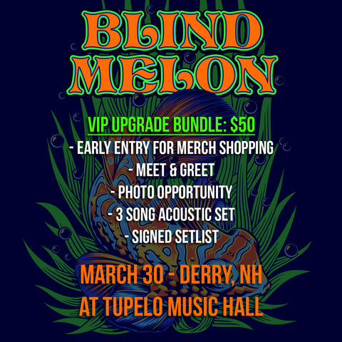03/30/2019 | Derry, NH at Tupelo Music Hall | Blind Melon