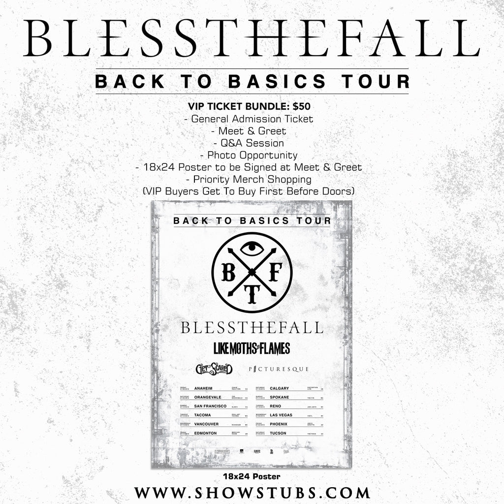 07/13/2016 | Vancouver, BC at Biltmore Cabaret | Blessthefall