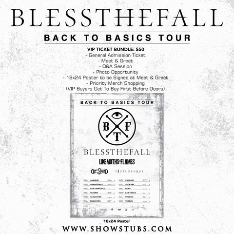07/17/2016 | Spokane, WA at The Museum | Back to Basics Tour