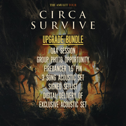 03/25/2018 | Portland, ME at Aura | Circa Survive