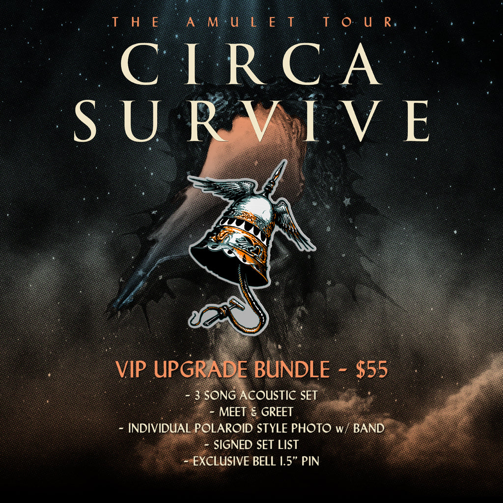 11/25/2018 | Houston, TX at House of Blues | Circa Survive