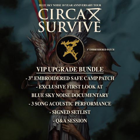 03/25/2020 | Orlando, FL at House of Blues | Circa Survive