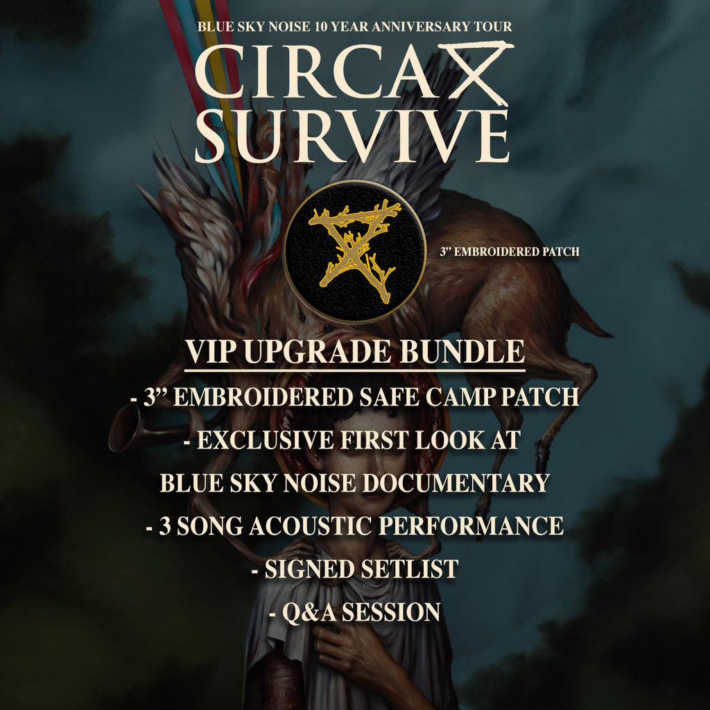 03/22/2020 | Charlotte, NC at Fillmore | Circa Survive