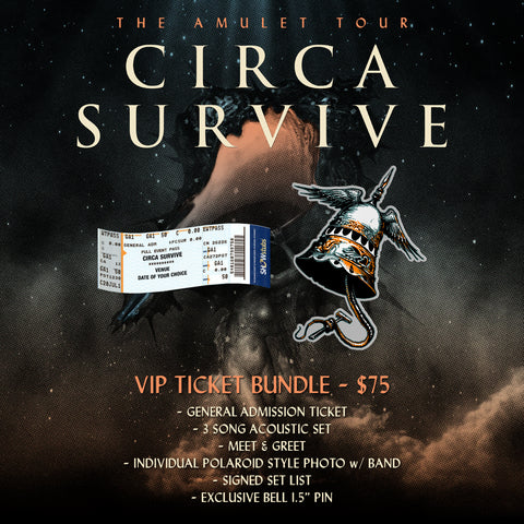 11/01/2018 | Cleveland, OH at Agora Theater & Ballroom | Circa Survive