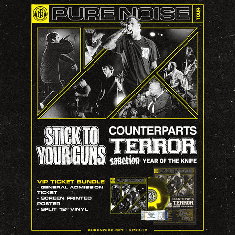 07/26/2019 | Detroit, MI at Magic Stick | Pure Noise Tour