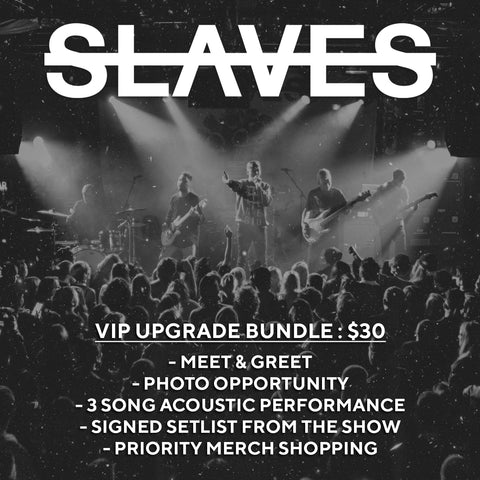 05/12/2019 | Austin, TX at Come And Take It Live | Slaves