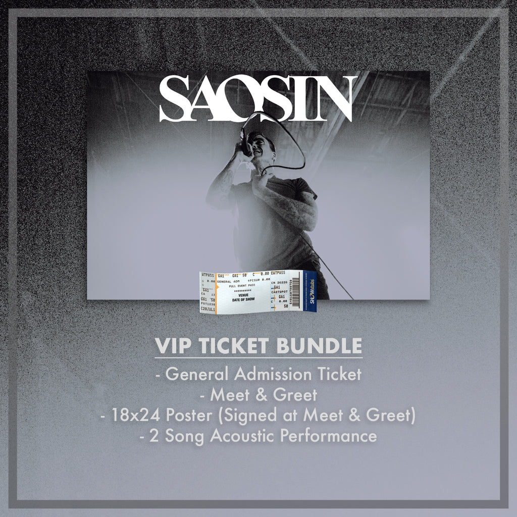 12/20/2019 | Garden Grove, CA at Garden Grove Amphitheater | Saosin