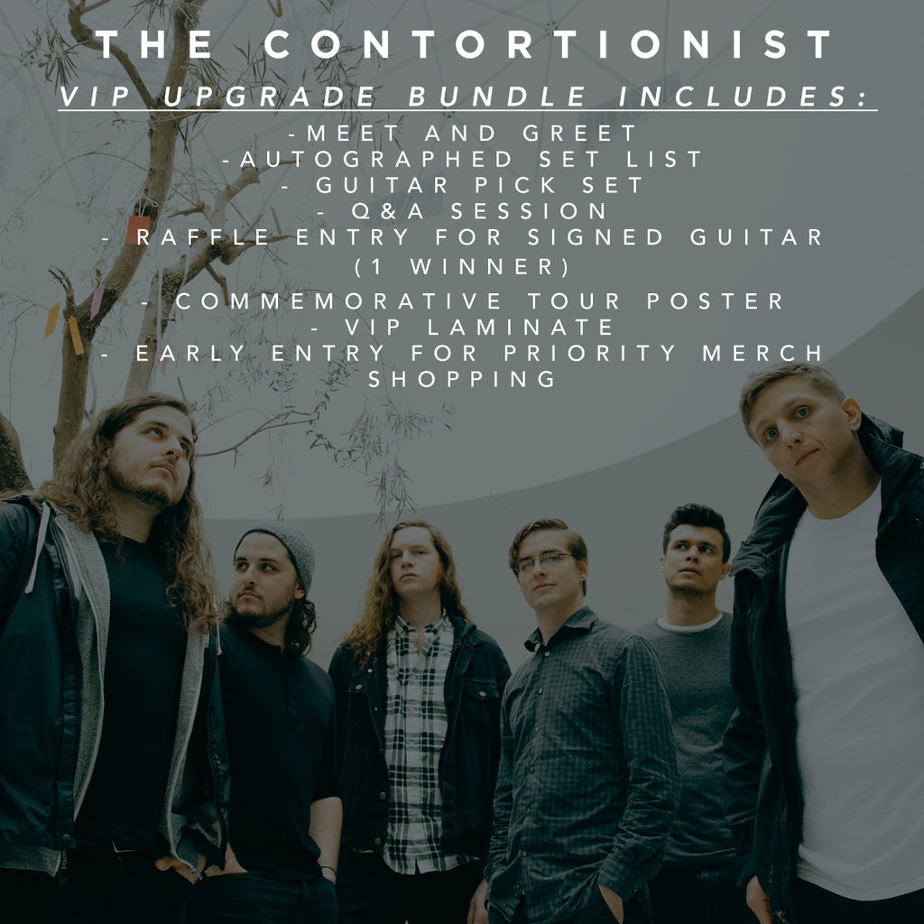 07/10/2019 | London, ON at London Music Hall | The Contortionist