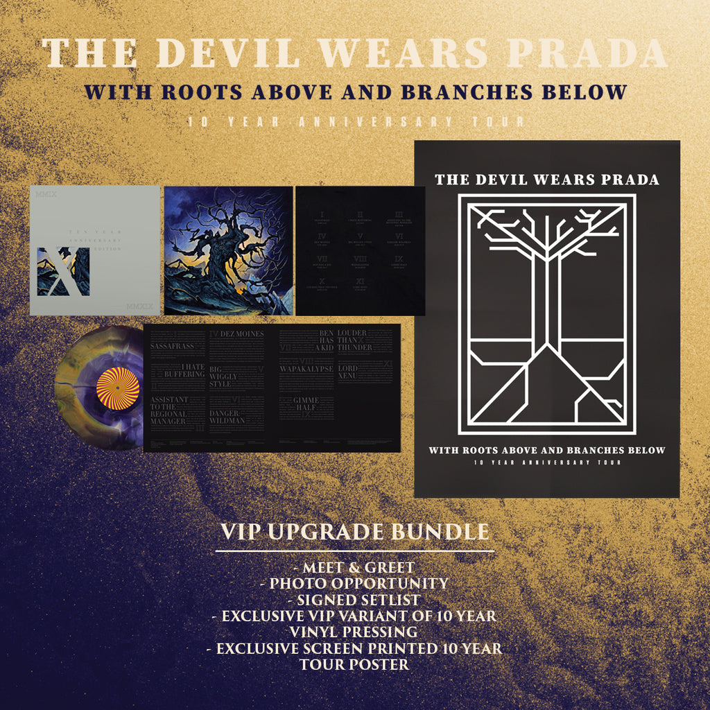 11/28/2018 | Sacramento, CA at Ace of Spades | The Devil Wears Prada
