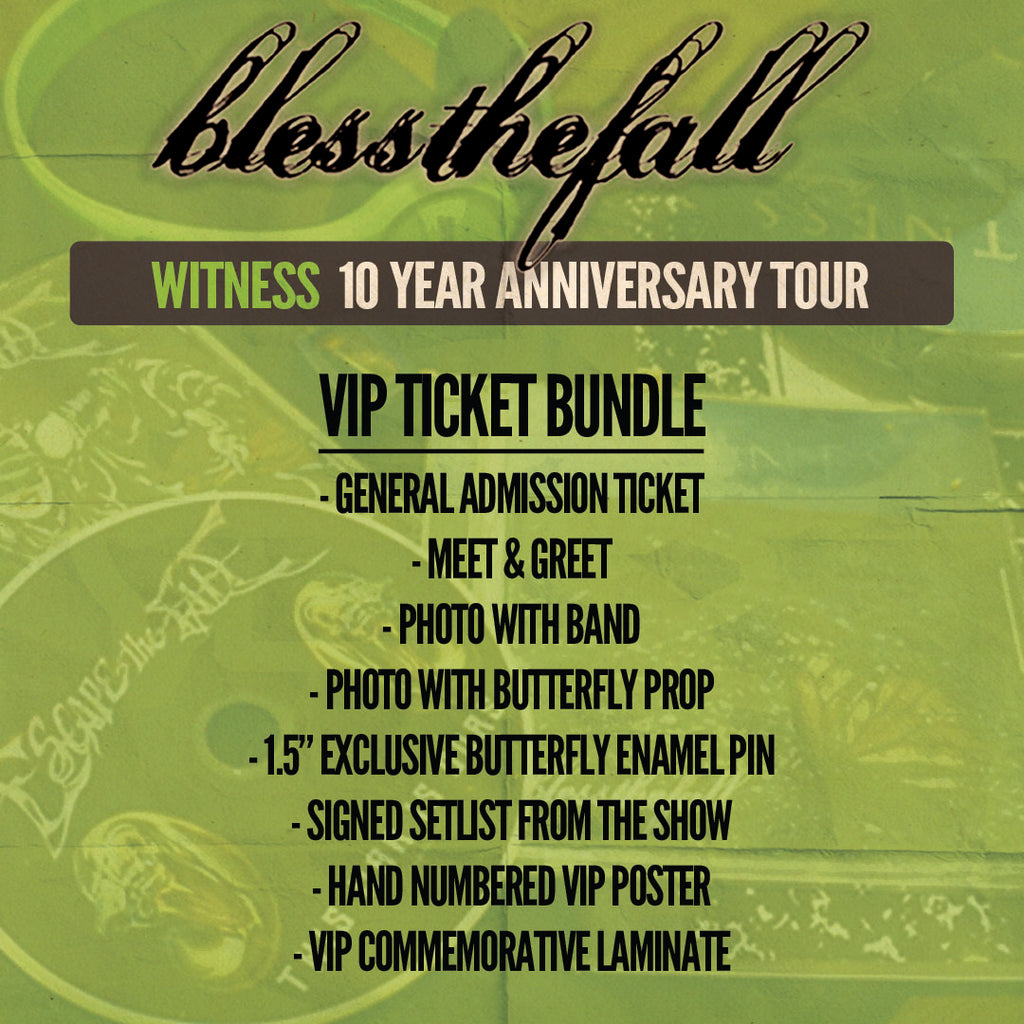09/30/2019 | Baltimore, MD at Soundstage | Blessthefall