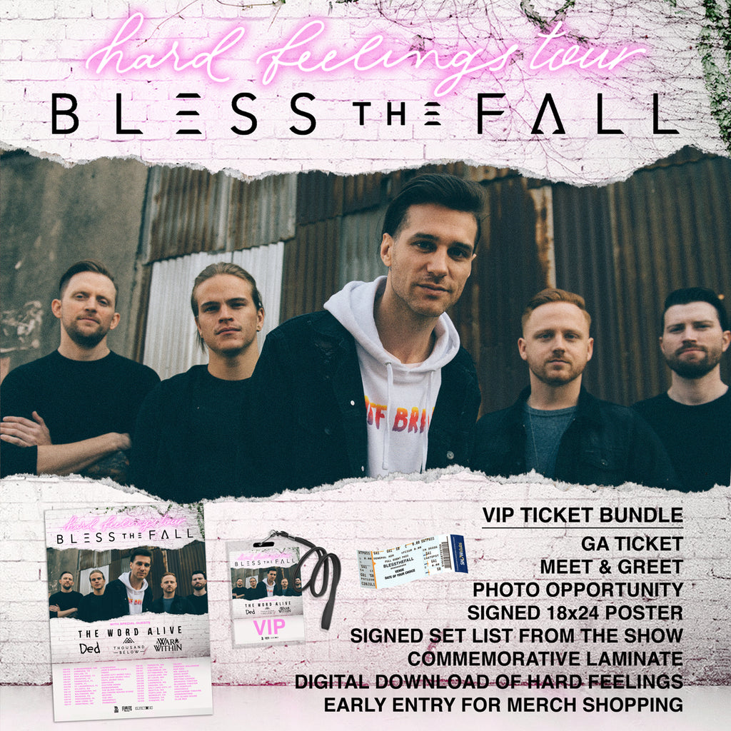 09/06/2018 | Houston, TX at White Oak Music Hall | Blessthefall