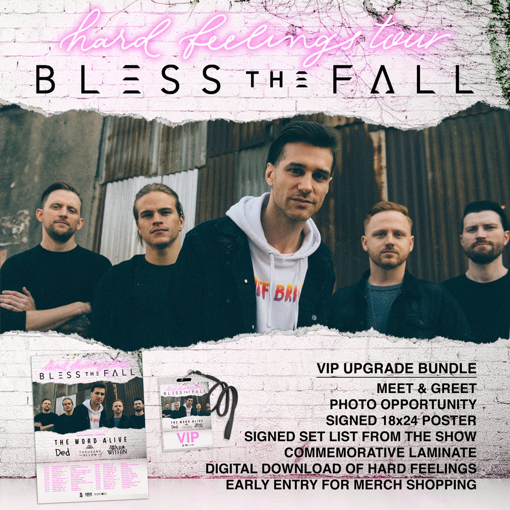 09/13/2018 | Baltimore, MD at Baltimore Sound Stage | Blessthefall