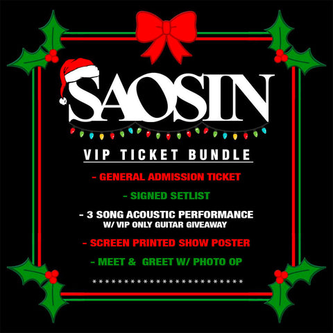 12/17/2018 | Pomona, CA at Glasshouse | Saosin
