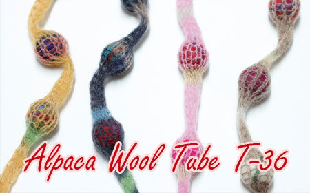 Alpaca Wool Tube T-36