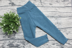 Leggings en laine - INSEAM LONG -  SPRUCE Taille Large/Grand