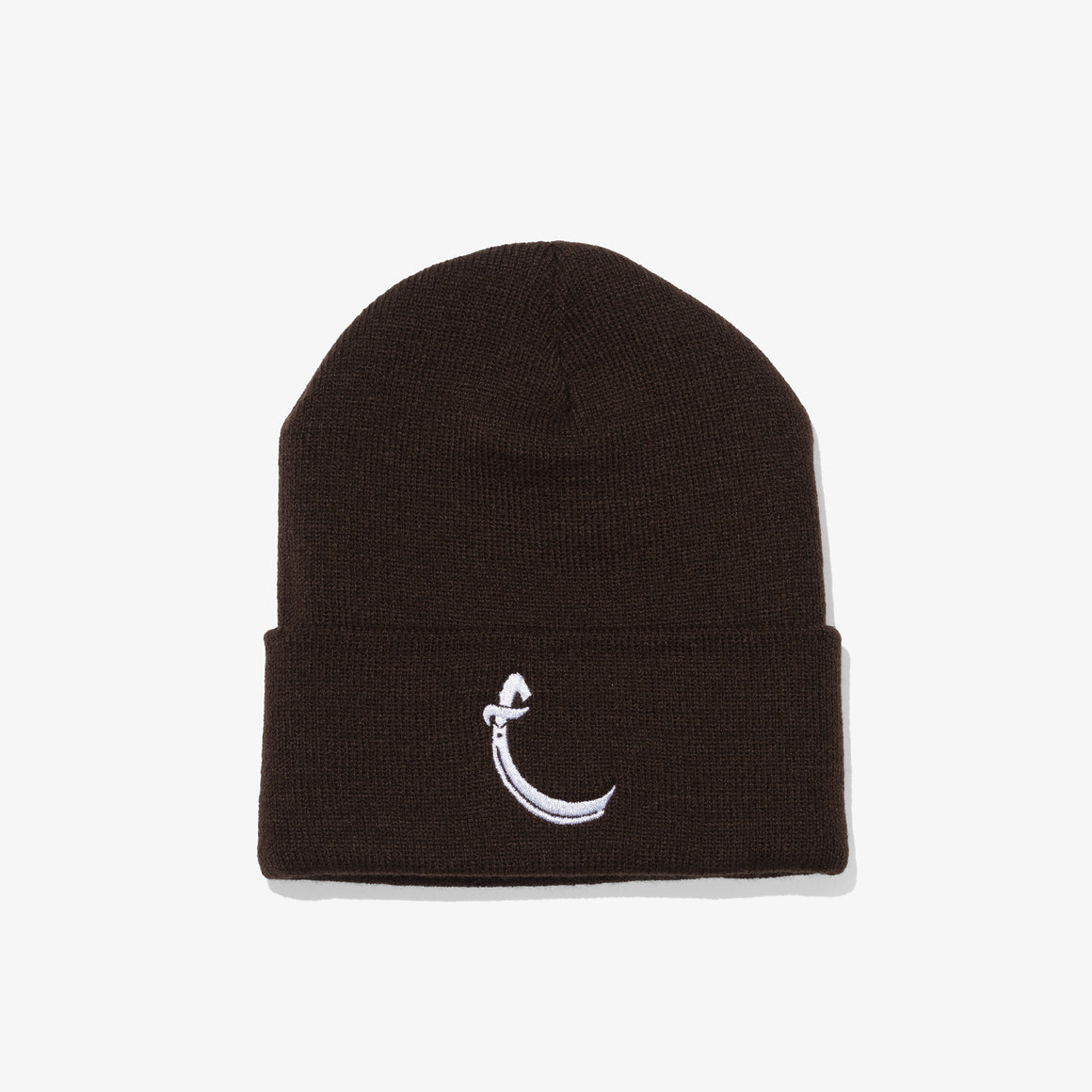 510 SWORD BEANIE (BROWN)