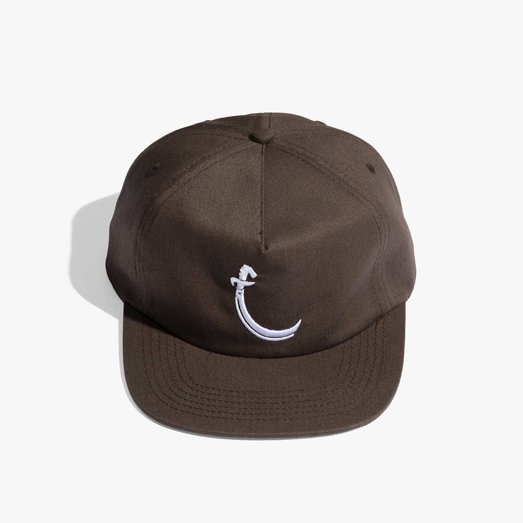 510 SWORD 5 PANEL (BROWN)