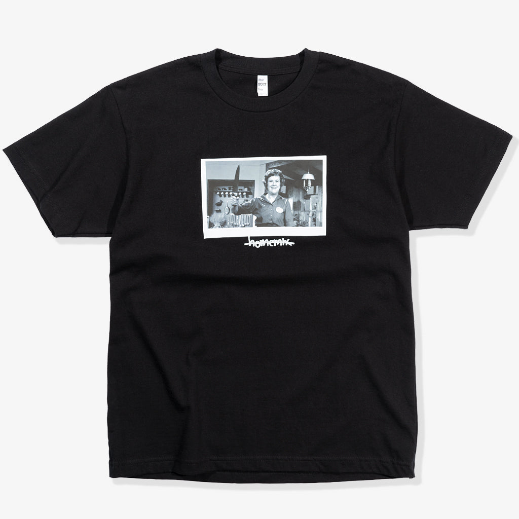 HOMEMIX TEE (BLACK)